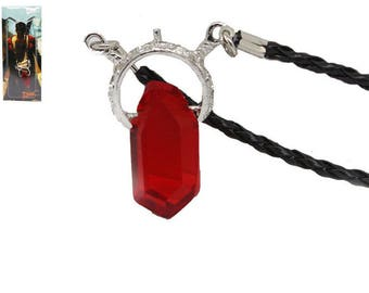 Dmc collana cosplay Dante Necklace devil may cry red orbs
