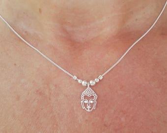 """""""MILA"""" Buddha necklace"""
