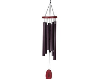 Chimes of Tuscany - Engraved Woodstock Wind Chime