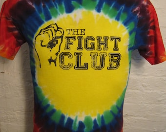 Size S (39) ** Fight Club Shirt (Single Sided)