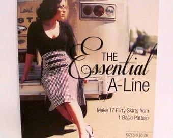 The Essential A-Line Book by Jona Giammalva