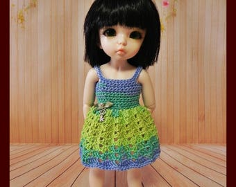 Littlefee & YOSD doll clothes: dress