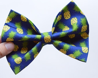 Be a Pineapple // Dog Bow Tie