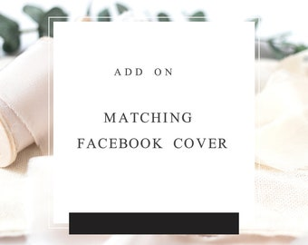 Add on - Matching Facebook cover