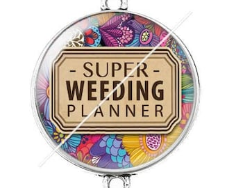 Great connector silver cabochon wedding planner 8
