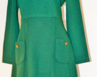 Classic Green Dress by Parkshire Original