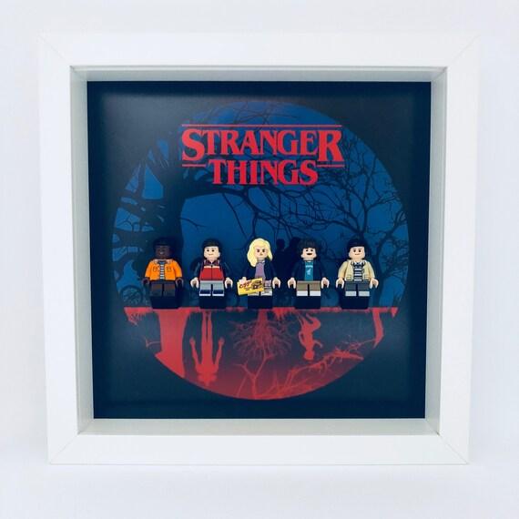 Stranger Things 5PC Minifigure Frame