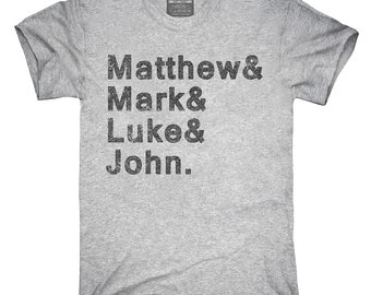 Matthew And Mark And Luke And John T-Shirt, Hoodie, Tank Top, Gifts