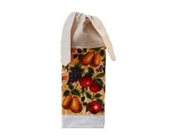 Fruit Hand Towel, Kitchen Hand Towel, Fruit Kitchen Decor, Kitchen Accent, Tea Towel, Dish Towel, Housewarming, Birthday Gift, Hostess Gift