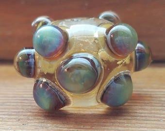 Pet cremation memorial glass beads