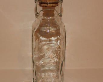 Honey jar Honey Bottle 1 pound Honey jar with cork