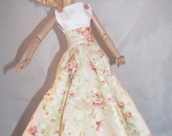 "16""Ellowyne Wilde Custom-made Ensemble ""Roses for Ellowyne"""