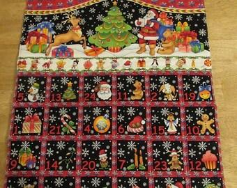 Christmas Advent Calendar - Character Santa #1