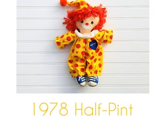 1978 Half-Pint Clown