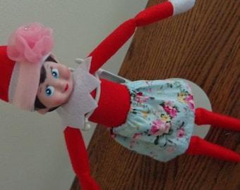 Elf English Rose Skirt Set