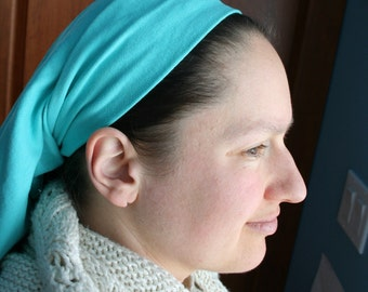 Stretch Knit Headcovering (Non-Slip!) Bandana