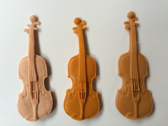 Violin Cake Topper