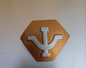 Babylon 5 Psi Corps pin badge