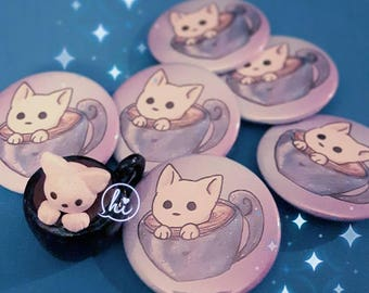 Catpuccino buttons