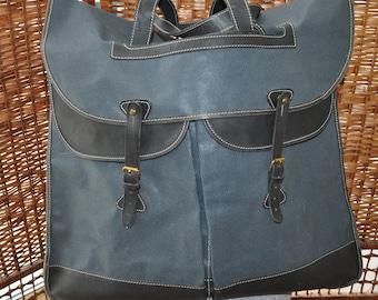 Great Vintage Jean Charles CASTELBAJAC travel bag