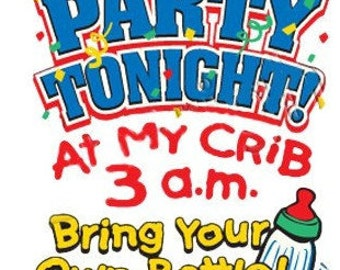Party Tonight At My Crib