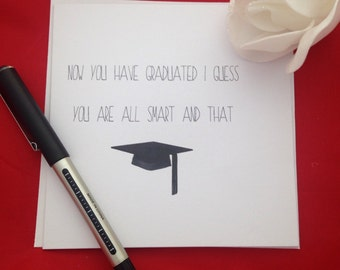 congratulations on your graduation card graduation school cards etsy congratulations on your graduation card