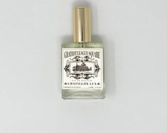 Gratiot League Square Eau de Toilette