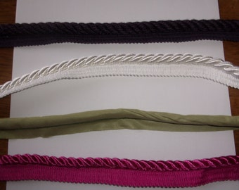 Large Lipped Cording Bundle 1