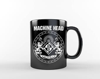 Machine Head Coffee Mug