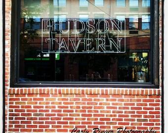 Hoboken - Hudson Tavern Coaster