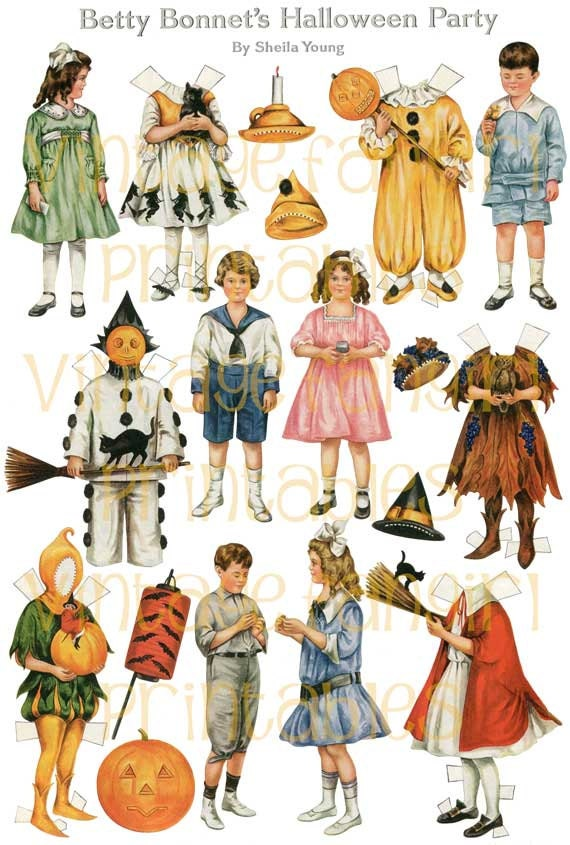 Old Fashioned Clothes Clipart Kid