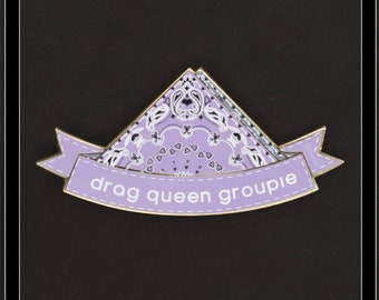 Hanky Code - Lavender - Drag Queen Groupie