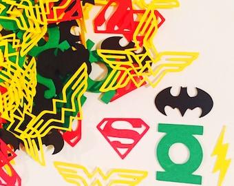 Justice League Confetti