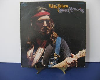Willie Nelson - Sweet Memories - Circa 1979