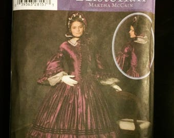 Simplicity #4510: Misses' Civil War Gown, sz 8-14