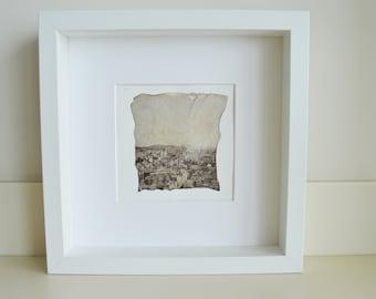 Polaroid Emulsion Lift - Šibenik