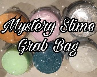 Mystery Slime Grab Bag FOUR 2oz!!!!