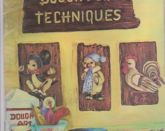 Dough Art Techniques - Natcol Publications - Salt Flour Dough Projects