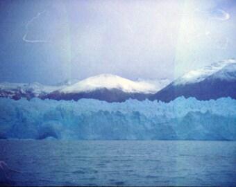 35mm Film Print - Glacier - 2 sizes available