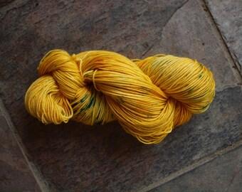 Caribbean, 380 yards of MCN sock yarn