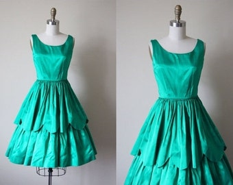 1950s Party Dress with Pants