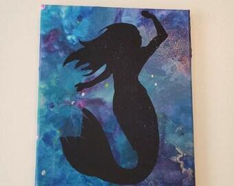 Mermaid 5 Painting