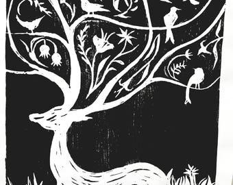 The Deer Garden