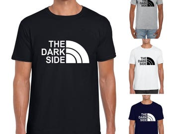 The Dark Side Mens/Adults Tshirt - Novelty/Funny/Gift/Present/Birthday/Funny/Joke/Star Wars/Darth