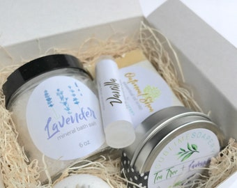 Sublime Spa Gift Set, Spa Set, Spa Kit, Spa Box, Large Spa Box