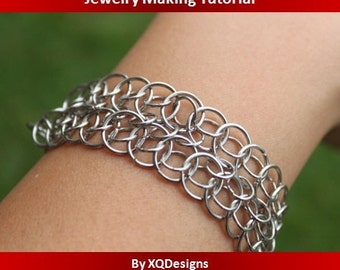 Double Persian Star Chain Bracelet T113