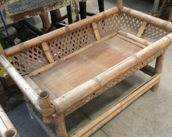 Bamboo Asian Cribs