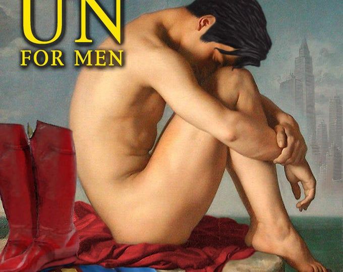 UN for Men - Handcrafted Original Fragrance - Love Potion Magickal Perfumerie