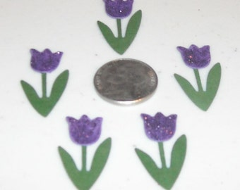 Tulips - 5 to a pack