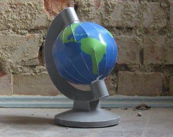 Globe Papercraft PDF - DIY Template